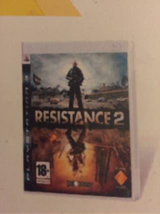 Juego playstation ps3