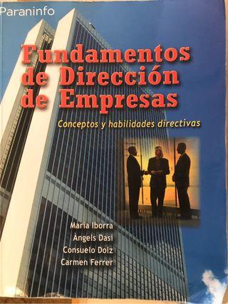 Libro dirección de empresas