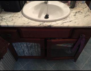 Mueble de baño conpleto