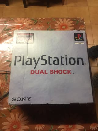 PlayStation 1 impecable
