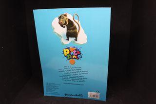 Libro de pintar para niños