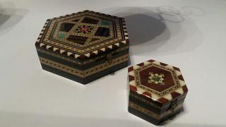 Cajas/Joyero artesanas