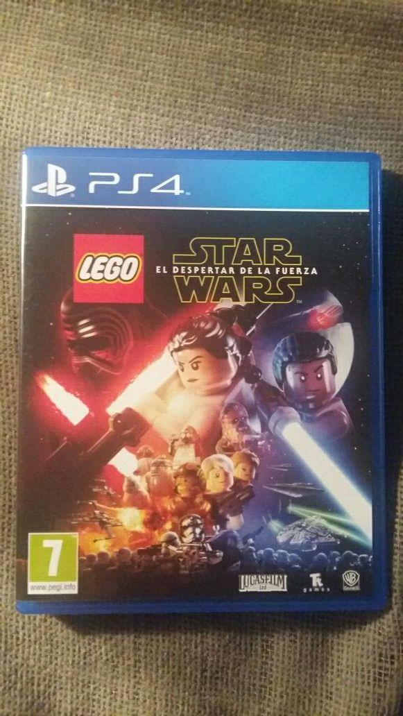 Juego Ps4 Lego Star Wars De Segunda Mano Por 20 En Lugones En Wallapop
