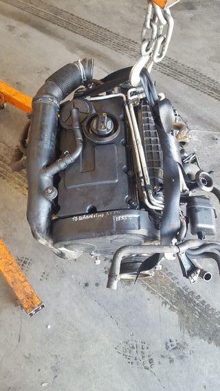 moteur 2000 de Passat Volkswagen Passat 2008 km155