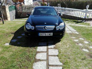 Mercedes-benz Clase C 220 cdi sport coupe
