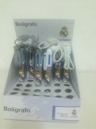 Bolis del Real Madrid