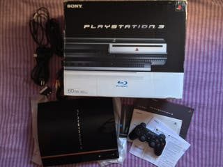 PS3 PLAYSTATION 3 60GB 60 GB SONY PS2 PS1 PSX