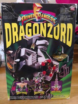 Dragonzord Power Ranger