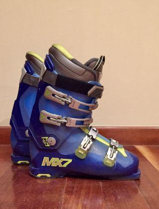 Botas esquí Fischer MX7.