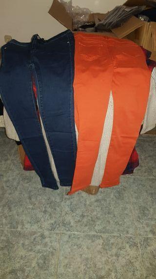 70 pantalones mujer CACHÉ CACHÉ y Nolita
