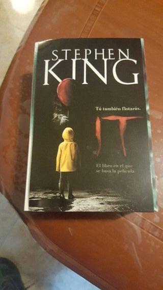 Libro de Steaphen King IT