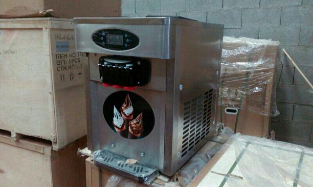 maquina helados soft nuevas sobremesa