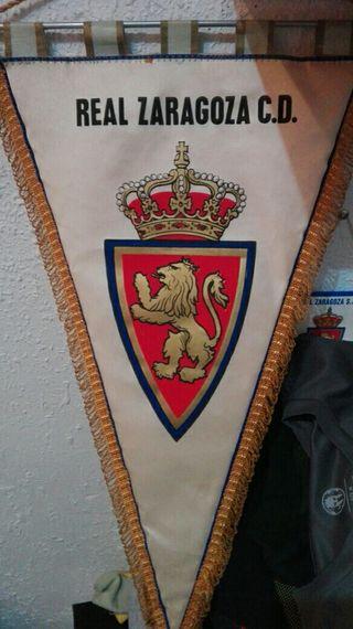 Banderín Real Zaragoza