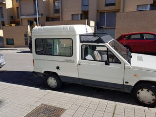 SEAT terra furgoneta