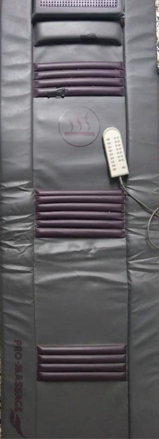 Colchón masaje