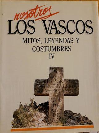 Nosotros los vascos: Mitos, leyendas y costumbres.
