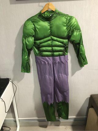 Disfraz de Hulk de segunda mano en la provincia de Barcelona en WALLAPOP 2904f11bc030
