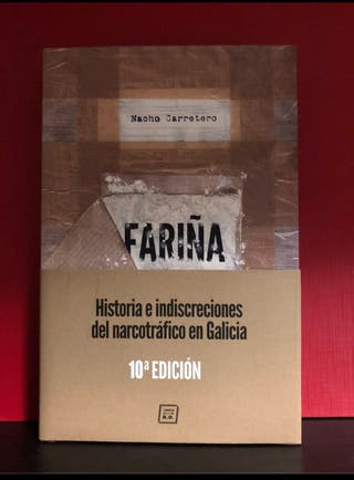 LIBRO FARIÑA 10ª EDICIÓN EXCLUSIVA IMPRESA