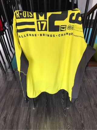 Camiseta térmica Reebook running