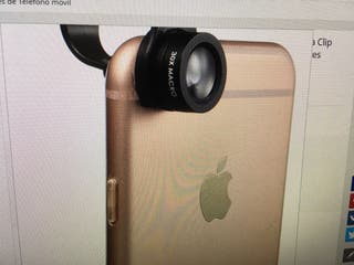 iPhone 5 gran angular