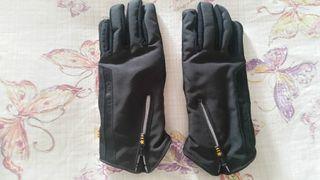 guantes mujer para moto
