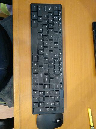 pack teclado raton
