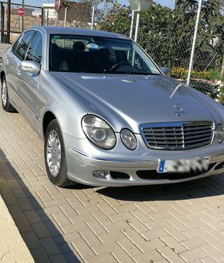 IMPECABLE Mercedes-benz Clase E