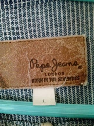 """PEPE JEANS""100% cotton M/L"