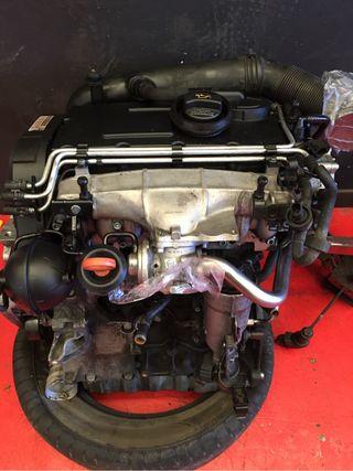 Venta motor 2.0 tdi 140cv bkd diesel