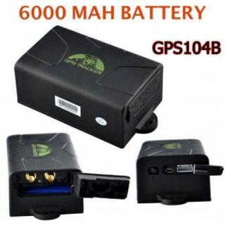 Localizador con bateria TK104B GSM/GPS SMS SOS Ala