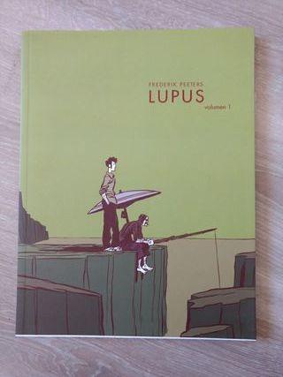 """""""Lupus"""" volumen 1"""