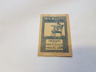Almidón El León Álbumes de labores