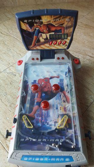 juego spiderman2