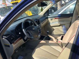 Despiece Hyundai Santa fe 2.2