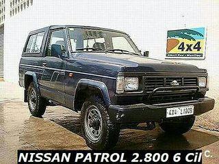 piezas Nissan Patrol 6 cilindros