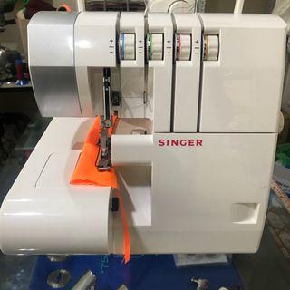 Reparación máquinas de coser y remalladoras