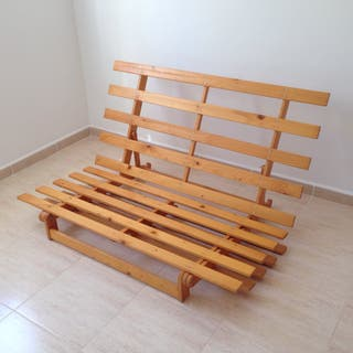 Estructura sofá cama Ikea 140x200
