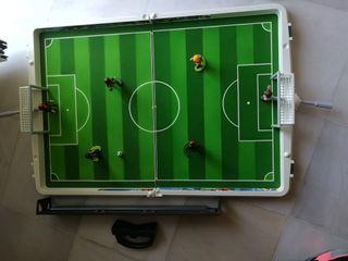 Playmobil futbolin