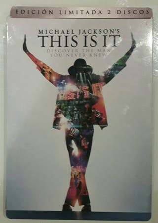Michael Jackson This is it.