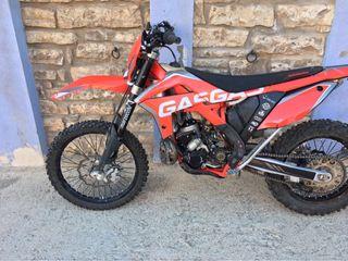Moto Enduro GasGas Ec 300 2t