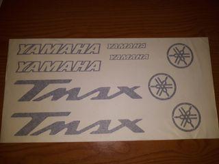 Pegatinas Moto Yamaha Tmax