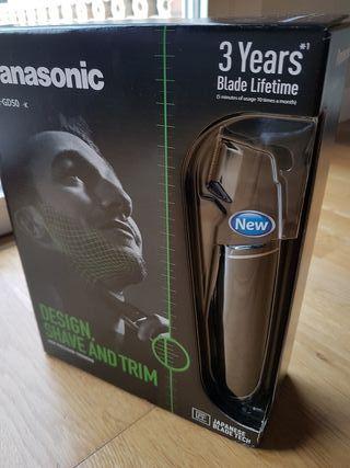 corta barba de precisión Panasonic ER_GD50