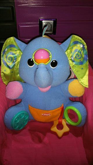 elefante estimulos playskool perfecto estado