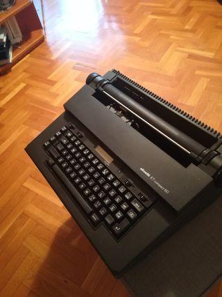 Máquina de escribir Olivetti ET Compact 60