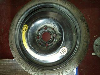 rueda de repuesto seat
