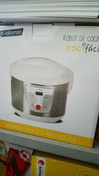 CociFacil robot de cocina