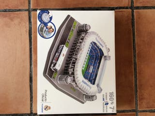 Puzzle 3D Real Madrid