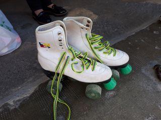 patines rueda 35