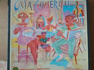 Guia comercial publicidad años 30,40,50
