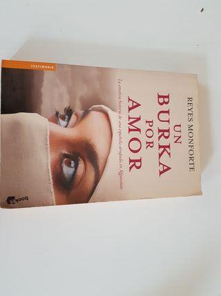 libro Un burka por amor